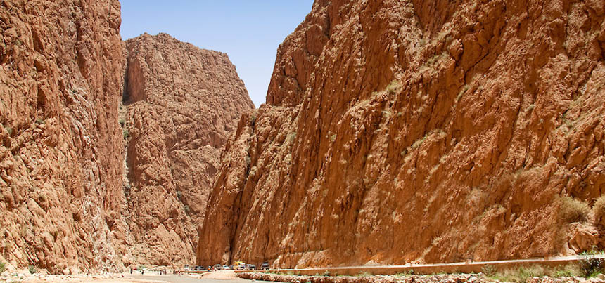 morocco gorges